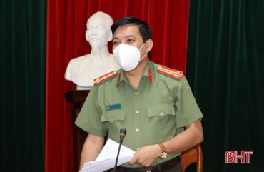 Vũ Quang tuyệt đối không được lơ là, chủ quan trong công tác phòng, chống dịch