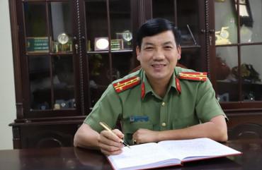 Giám đốc Công an Hà Tĩnh gửi thư chúc mừng ngày truyền thống của lực lượng Kỹ thuật hình sự